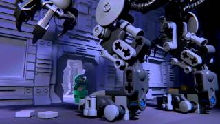 LEGO® Ideas #007 -- Exo Suit