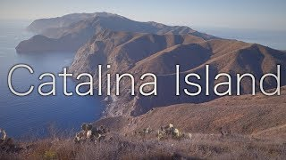 Backpacking Catalina Island