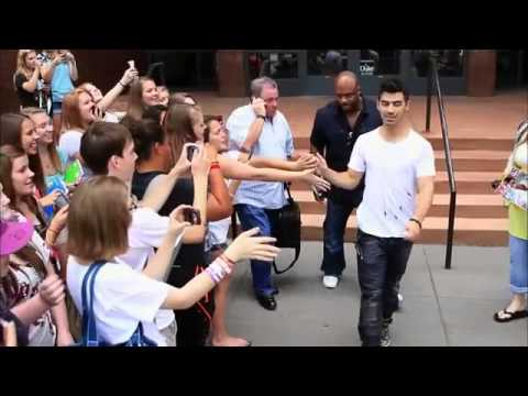 Joe Jonas   VEVO News The Road To Fastlife, Ep 2