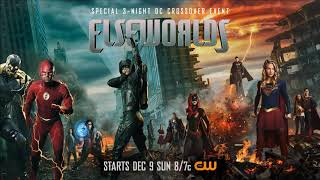 Elseworlds Supergirl Soundtrack: Supermen/Reality Restoration (4x09)
