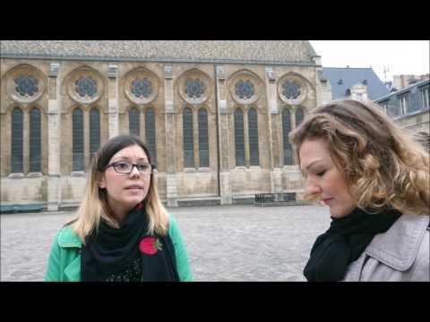 Karla Stanciu, la jeune étudiante passionnée par le multiculturalisme