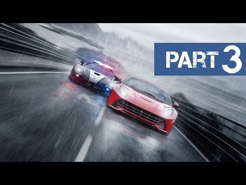 Need for Speed Rivals Gameplay Walkthrough Part 3 - Let's Play (Xbox 360/PS3/PC)