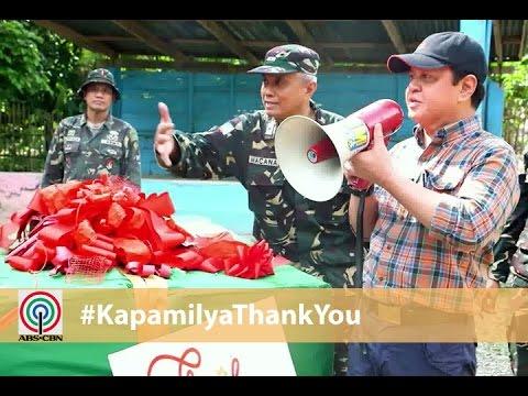 Kapamilya Thank You Ni Kabayan Noli De Castro video
