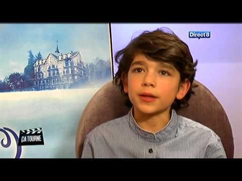 Entrevista con el pequeno protagonista (FRANCES)