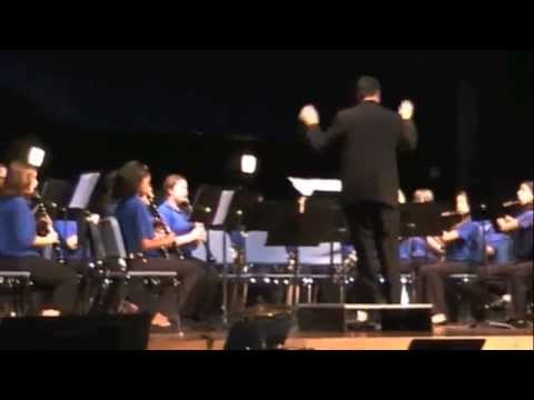 Tuskawilla Middle School Concert Band - Deck the Halls
