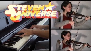 Steven Universe - Something Entirely New/Peace and Love - Piano&Violin