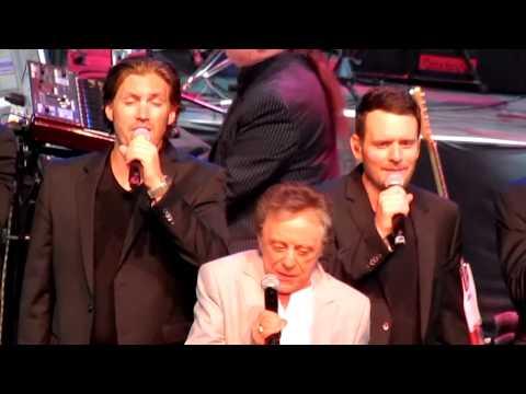 Frankie Valli & The Four Seasons - Bye, Bye, Baby (Baby Goodbye) Live 2013