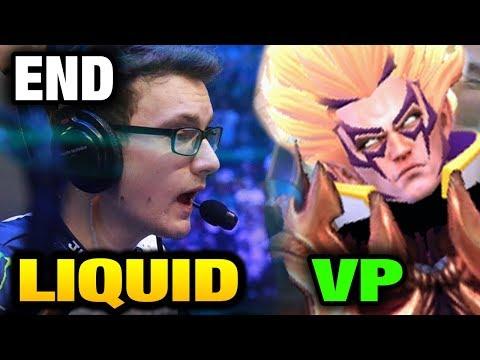 LIQUID vs VP IS MIRACLE INVOKER ENOUGH? TI7 Main Event [Game 2 bo3]