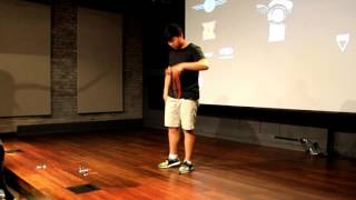Andrew Lim - Open Division (3A) - 3rd Place - UYYC 2017 - Presented by Yoyo Contest Central
