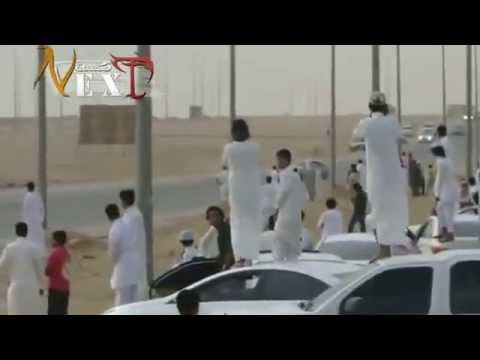 Driving in Saudi Arabia gone MAD