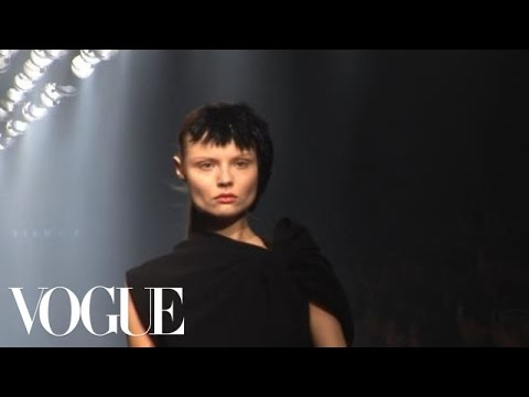 Fashion Show - Lanvin: Fall 2009 Ready-to-Wear