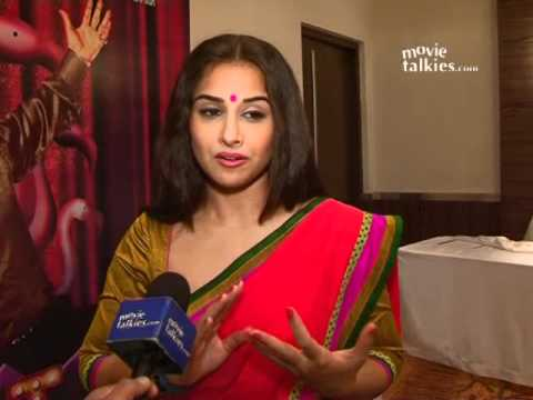 Vidya Balan's Exclusive Interview on 'The Dirty Picture'