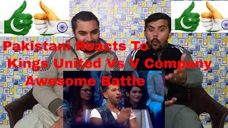 Pakistani Reacts to | Kings United vs V Company Battle | CoMpLeX TV