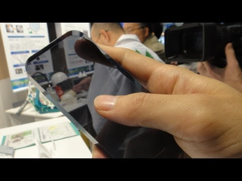 Toray Fingerprint Resistant Film For Smartphone and Tablet Touchscreens #DigInfo