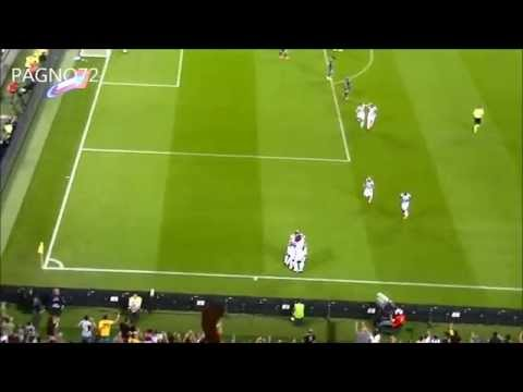 JUVENTUS Vs Udinese Goal Tevez  1-0