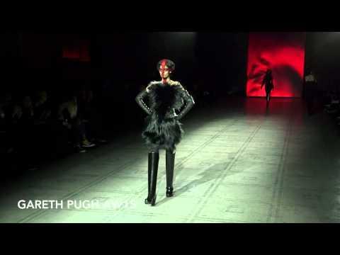 Gareth Pugh AW15 at London Fashion Week