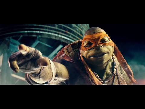 Teenage Mutant Ninja Turtles - Official Hype Trailer [HD]