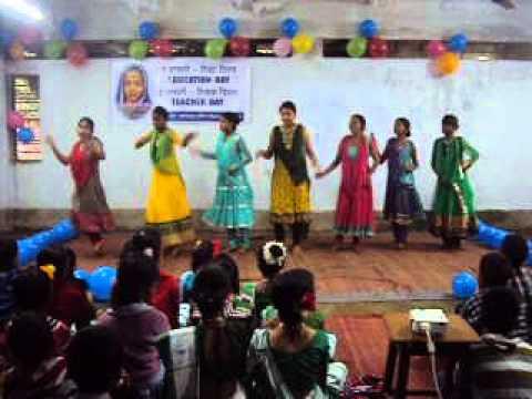 SATYAMEV JAYATE - RUPAIYA FULL DANCE VIDEO /  NARWAPAHAR COLONY / BIRTHDAY OF MATA SAVITRI BAI PHULE