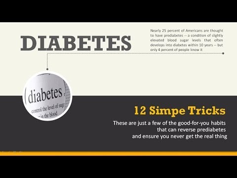 How To Prevent Diabetes With Daily Tips