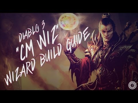Diablo 3 CM Wizard XBOX360/PS3 Guide Tutorial