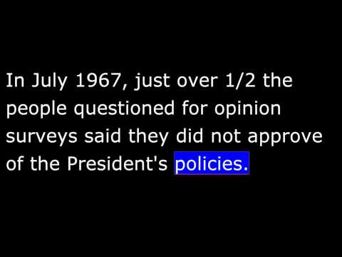 American History - Part 206 - LBJ - All About Vietnam War - Consequences