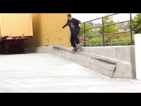 RONSON LAMBERT  Backside Five-0 Grind 360 Flip - SKATEBOARDING 2018