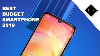 BEST  BUDGET SMARTPHONES 2019!  THE TOP 5
