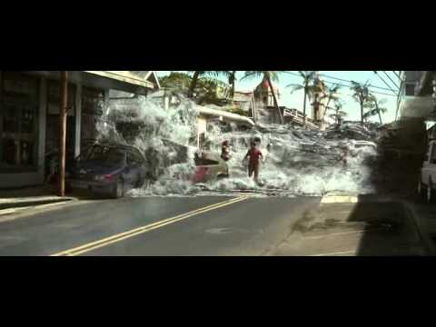 Tsunami Cenas Espetaculares do filme Alm da Vida!