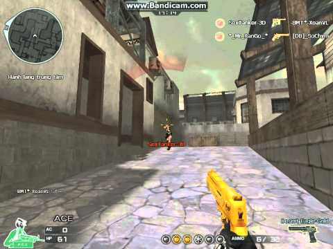 CrossFire - Desert Eagle Gold - Gameplay