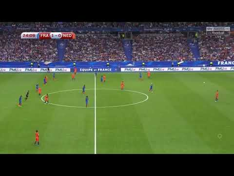 Everything that's wrong with dutch football - Tactical analysis of France - The Netherlands