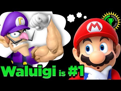 Game Theory: Super Mario's BIGGEST Secret.....Literally