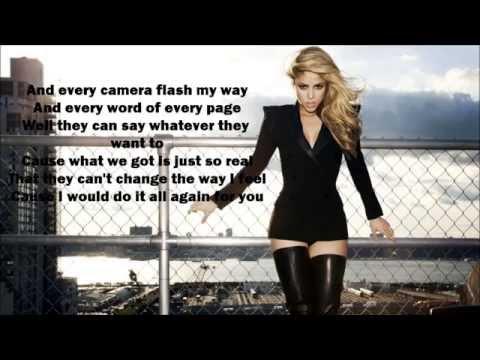 Shakira - Spotlight (lyric video)