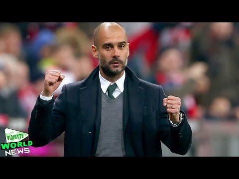 Pep Guardiola 'banned from signing Bayern Munich players'