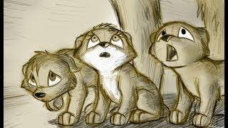 A Dog's Family - Sad animated short [Tony Crynight]