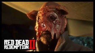 Comment avoir le MASQUE DE COCHON (Red Dead Redemption 2)