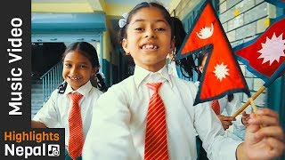Sundar Desh Nepal | New Nepali Patriotic Pop Rock Song 2017/2074 | Santosh Pradhan