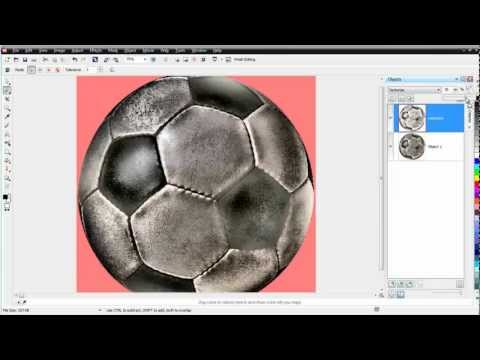 CorelDRAW X6 for Beginners Applying Adjustments and Effects in Corel PhotoPaint