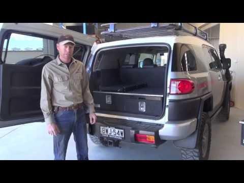 Drifta Fj Cruiser Drawers Australia Youtube