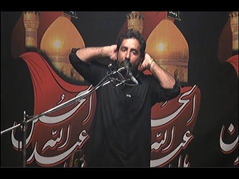 Zakir Tasswar Abbas Nutkani Majlis 72 Taboot  27 Oct 2017 YadGar Shahadat Hazart Imam Hussain a.s