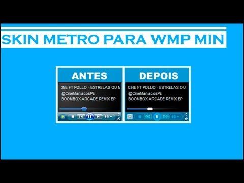 Skin Metro para WMP MINI