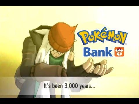 Pok 233 Mon Bank It S Been 3 000 Years Youtube