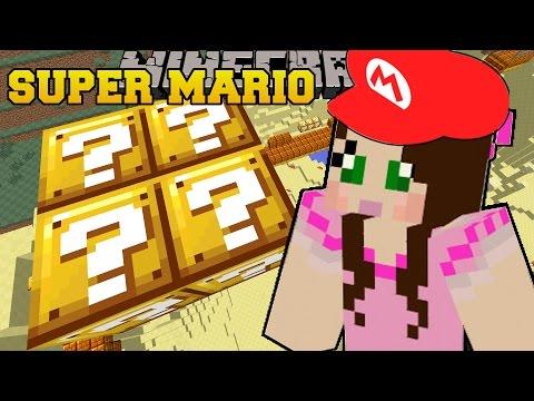Minecraft: THE PRINCESS IS PROBABLY DEAD! - SUPER MARIO BROS - Custom Map [2]