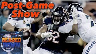Chicago Bears: Post-Game Show vs. Seahawks (2018)