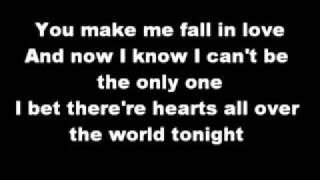 Chris Brown   With you (Lyrics)..3gp