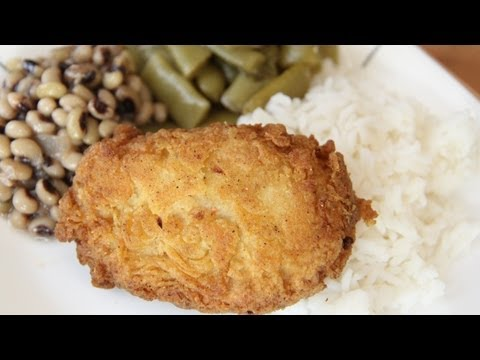 Vegan Fried Chicken Recipe - Southern Vegetarian Fried Chicken - Vegan Soul Food
