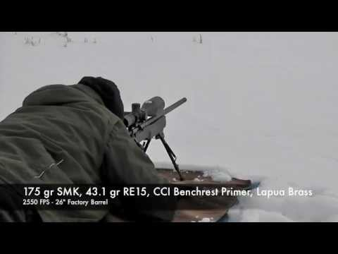 SPS Tactical .308 - Long Range 1280 -1550 Yards