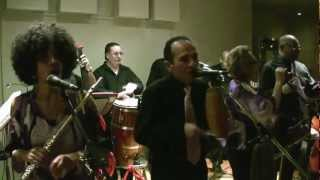 """Mi Conquista Mayor"" La Charanga America at The Taino Towers Video by Jose Rivera 2:6:13"