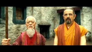 Mr BEAN- kung fu