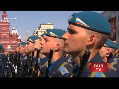 9 MAY Victory Day PARADE on RED SQUARE in Moscow 2016