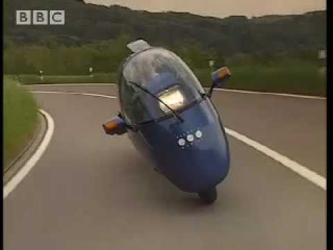 Car or Motor Bike? Jeremy tries out the EcoMobile - Jeremy Clarkson's Motorworld - BBC